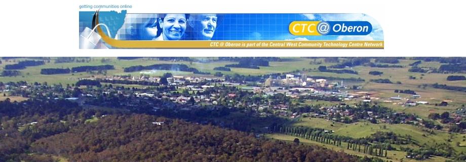 Oberon Australia  city images : Oberon Community Technology Centre Oberon CTC Oberon Australia