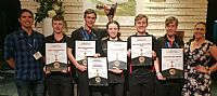 Blue Mountains Grammar School F1 in Schools Team Wins National Final!