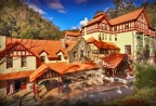 Heritage-listed hotel, Jenolan Caves House