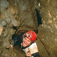 Adventure Caving at Jenolan Caves